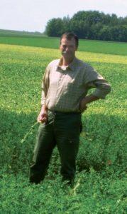Benoit Jacquet, agriculteur