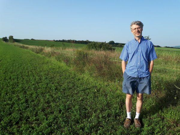 Jean-Paul Vinot a raisonné son système d'exploitation pour favoriser la biodiversité